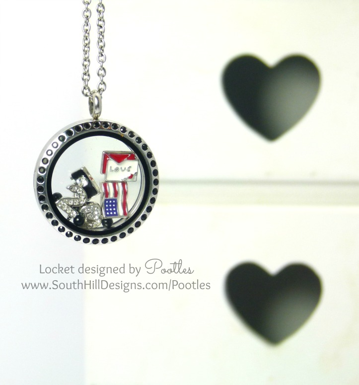 South Hill and Stampin' Up! Sunday My Week in a Locket May 25th 2014