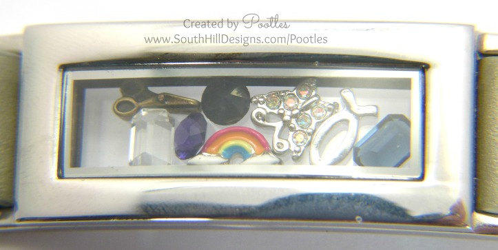 South Hill Designs Bracelet, full of Me! Close Up (1)