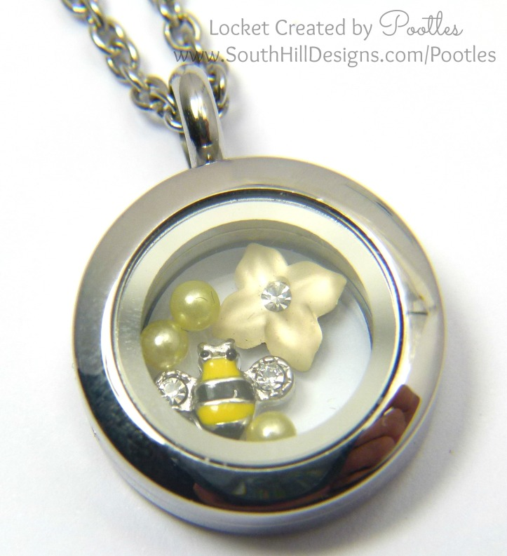 South Hill Designs UK - Pretty Little Bee! Close Up