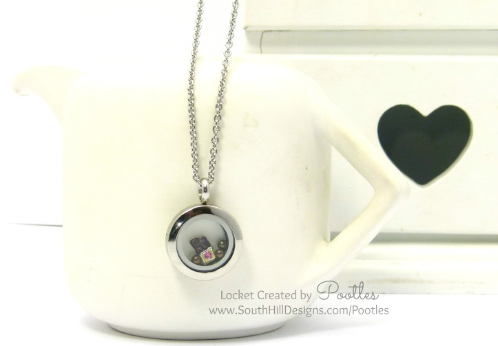 South Hills Designs Locket - Treat Friday!