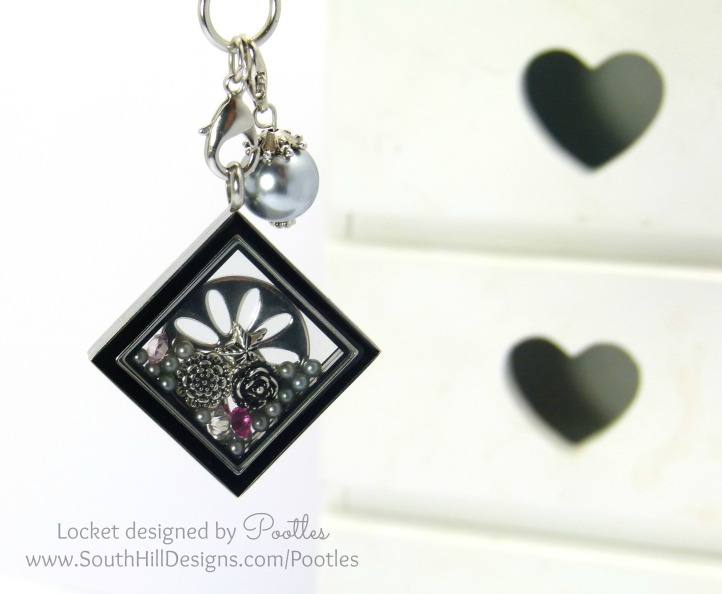 South Hill and Stampin' Up! Sunday Locket
