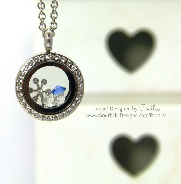South Hill Designs - Disney's Frozen Inspired Locket