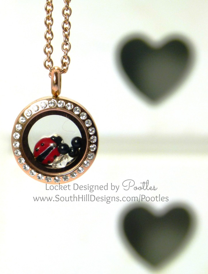 South Hill Designs - Ladybird or Ladybug. It's cute whatever you call it!