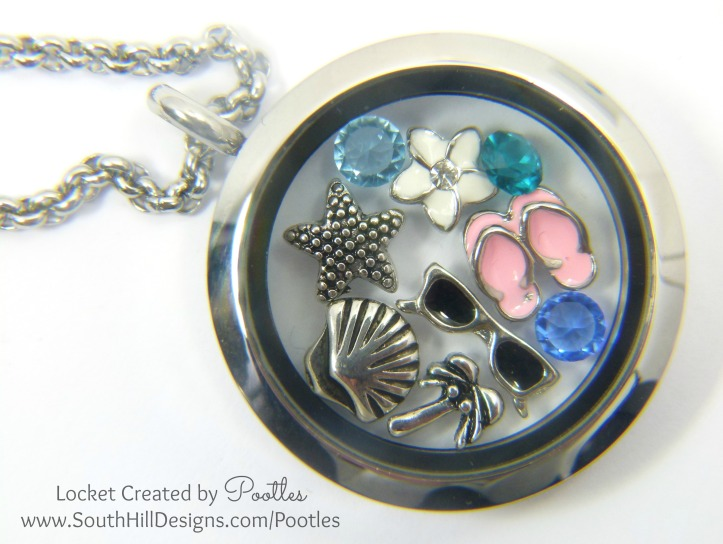 South Hill Designs - Seaside Days Close Up