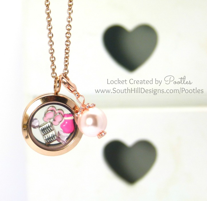 South Hill Designs UK - Ilana's Locket