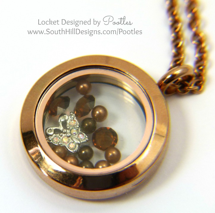 South Hill Designs UK - Rose Gold Bronzes Close Up