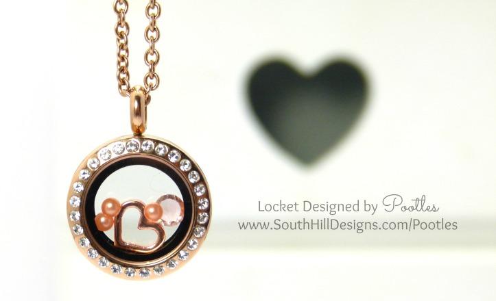 South Hill Designs - Mini Rose Gold Prettiness
