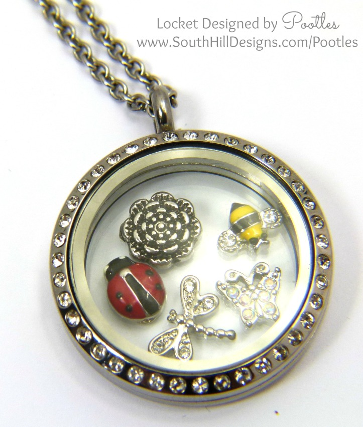 South Hill Designs - One for the Nature Lovers close up