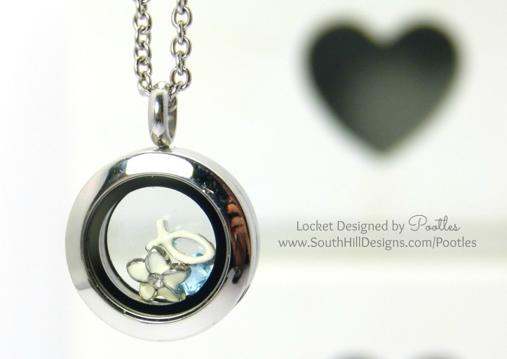 South Hill Designs - Silver Mini and Sharing My Faith