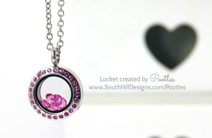 Pootles South Hill Designs - Pink Pink and a bit more Pink!
