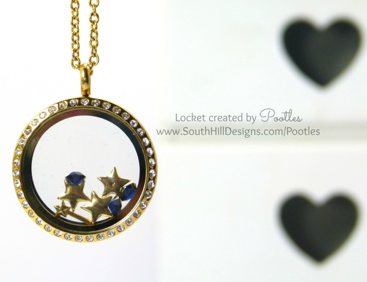 Pootles South Hill Designs - Shooting Stars at Midnight