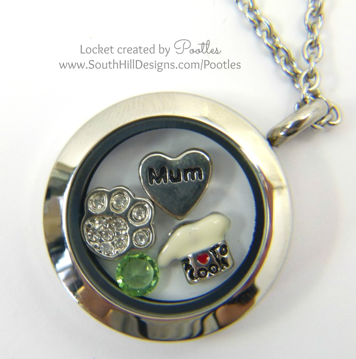 South Hill Designs - Happy Birthday Mum (no, this is not your gift...!) close up