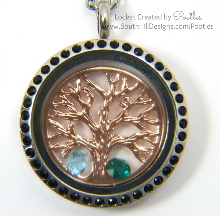 South Hill Designs Independent Artist Pootles - South Hill Designs - Tree of Life close up