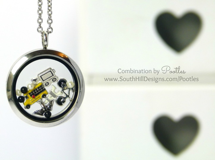South Hill Designs - Custom Locket Design