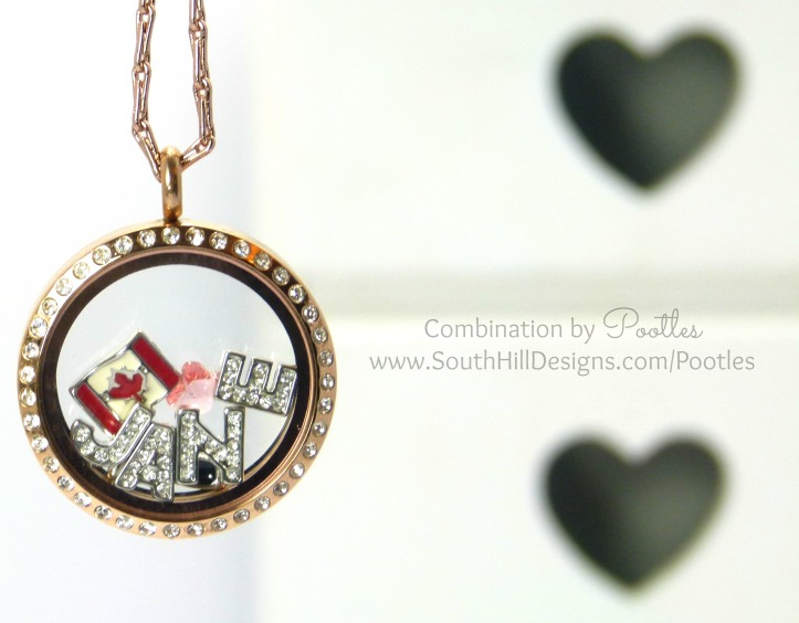 South Hill Designs - Personalised Lockets!