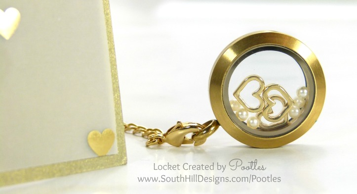 South Hill Designs & Stampin' Up! Sunday - Golden Marriage