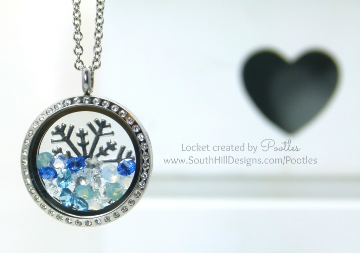 South Hill Designs - Snowflake Showstopper lots of birthstones