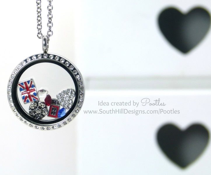 South Hill & Stampin' Up! Sunday Ridiculously Amazing Offers! hanging locket