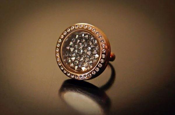 south hill designs locket ring and crystal screen