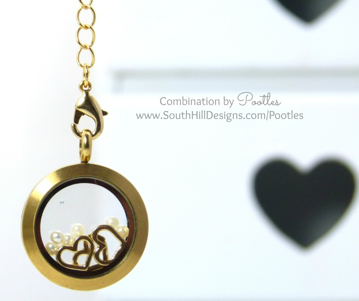 Pootles South Hill Designs - Extend the Locket!