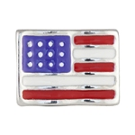 south hill designs flag america