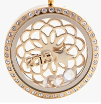 South Hill Designs New Year or New Baby Locket