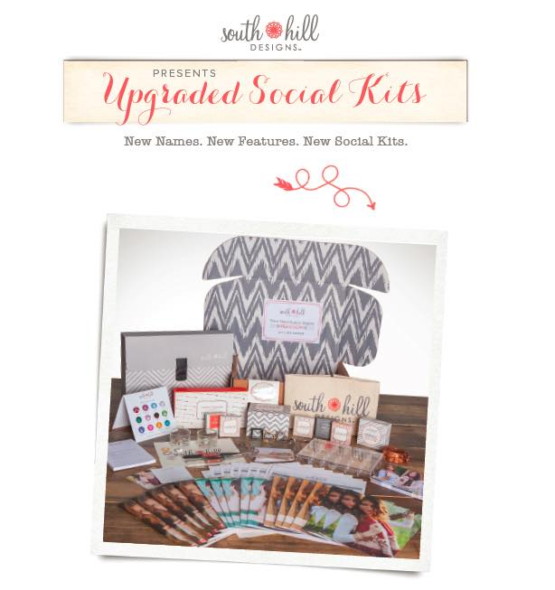south hill designs upgraded starter kits