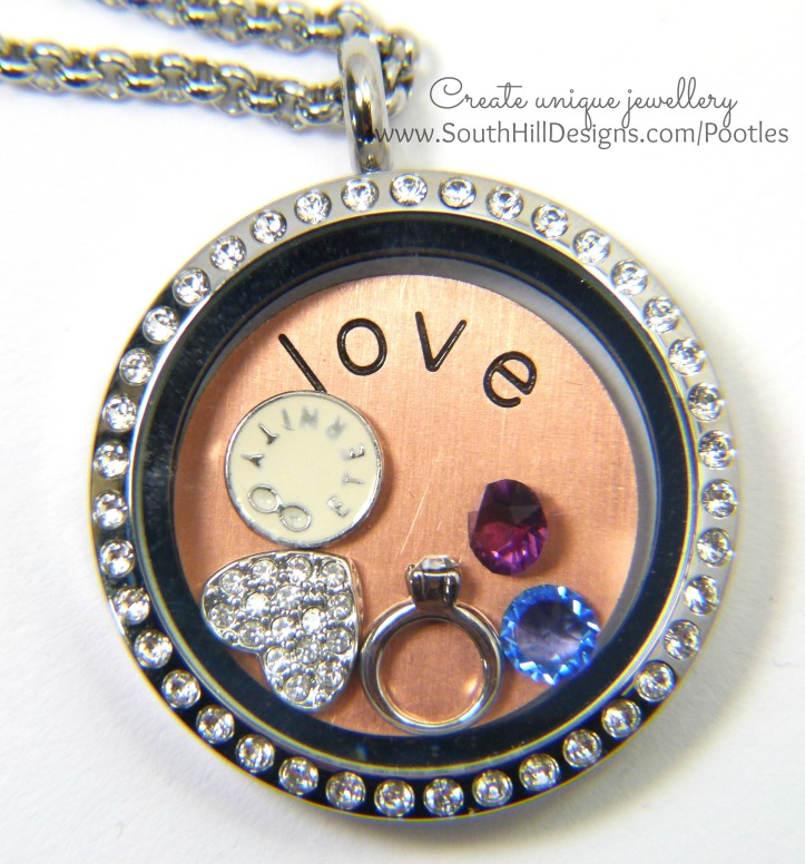 South Hill Designs - Love Story