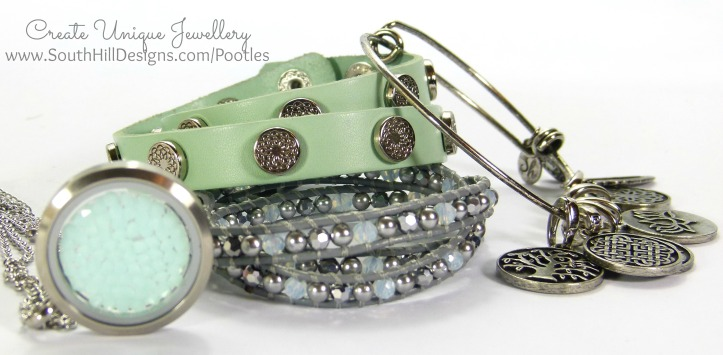 South Hill Designs - New Mint Wraps and More!