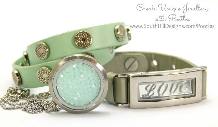 South Hill Designs & Stampin Up Sunday Minty Pretties