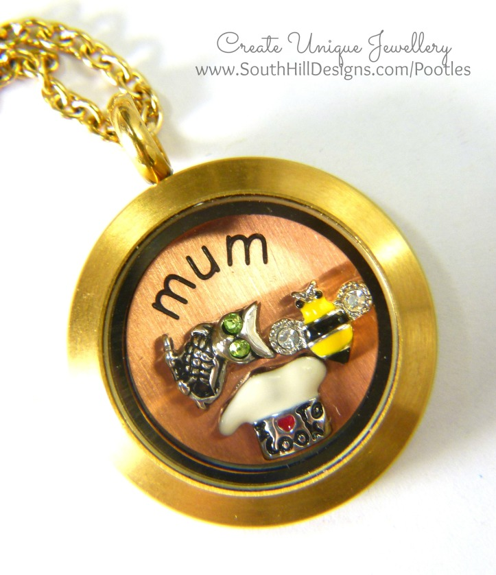 South Hill Designs - An Eclectic Mum! Close up