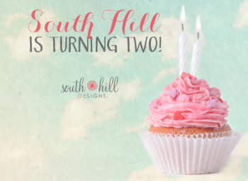 south hill designs birthday blowout
