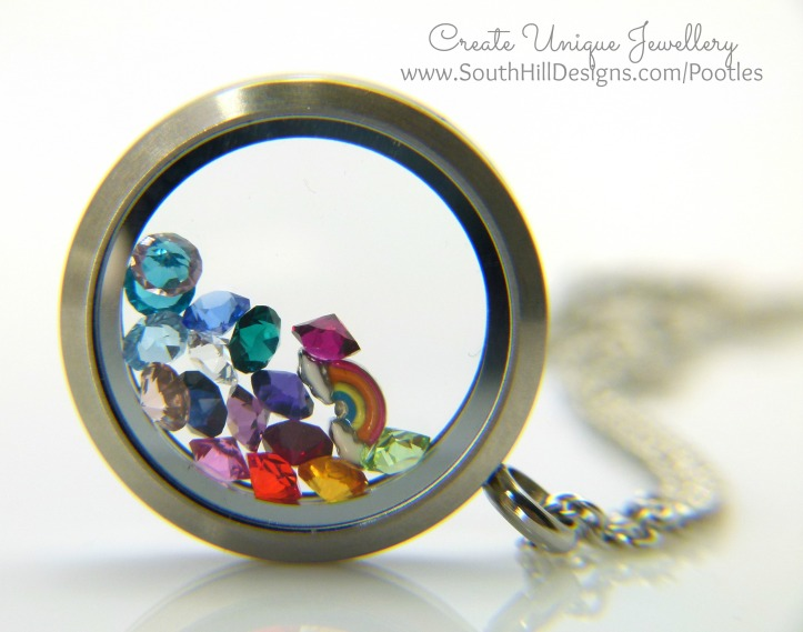 South Hill Designs - Bright Beautiful Rainbows (1)
