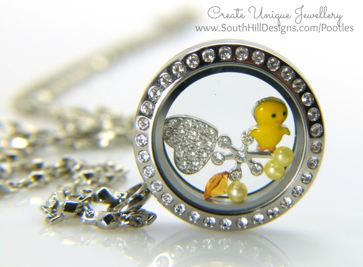 South Hill Designs - Chicks, Hearts and Shooting Stars