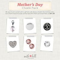 South Hill Designs Mother's Day Charm Pack