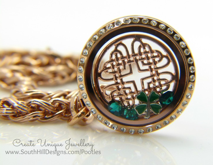 South Hill Designs - St Patrick's Day with Rose Golds