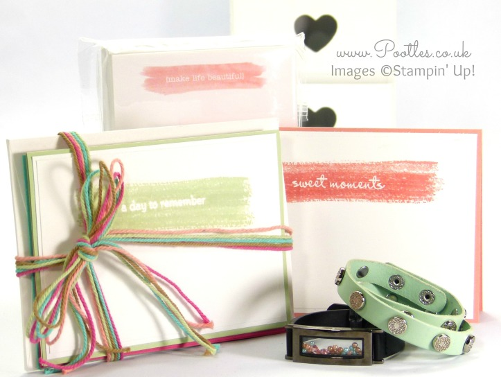 South Hill Designs & Stampin' Up! Sunday Watercolour Notecards Tutorial