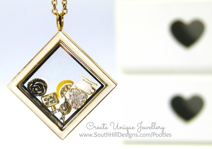 South Hill Designs - Elegantly Golden