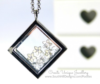 South Hill Designs - Iced Flowers