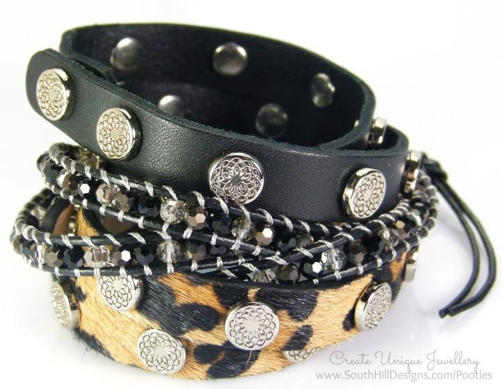 South Hill Designs - Leopard Print Loveliness 3