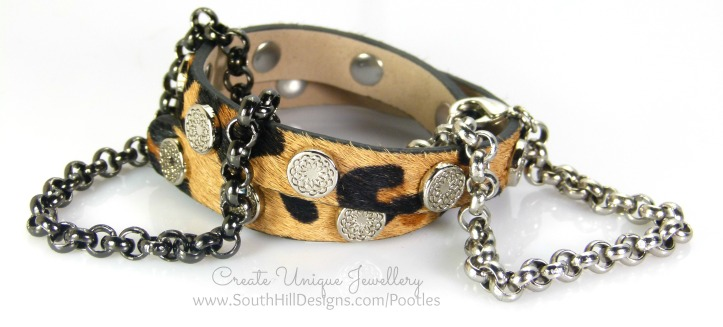 South Hill Designs - Leopard Prints and Rolos 3