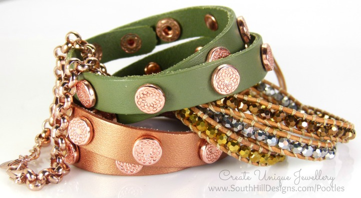 South Hill Designs - Leopard Prints and Rolos 5