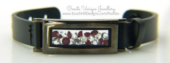 South Hill Designs - Locket Bracelet Statement