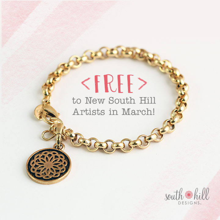 South Hill designs New Artist Offer