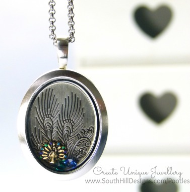 South Hill Designs - Peacock Pretties