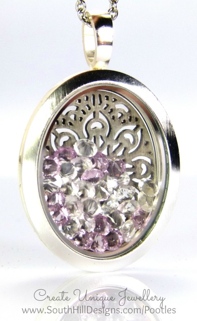 South Hill Designs - Silver Ovals, Crystals and More