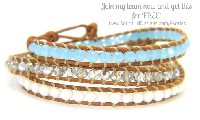 South Hill Designs - Joining Offer from ME! Pool Blue Wrap