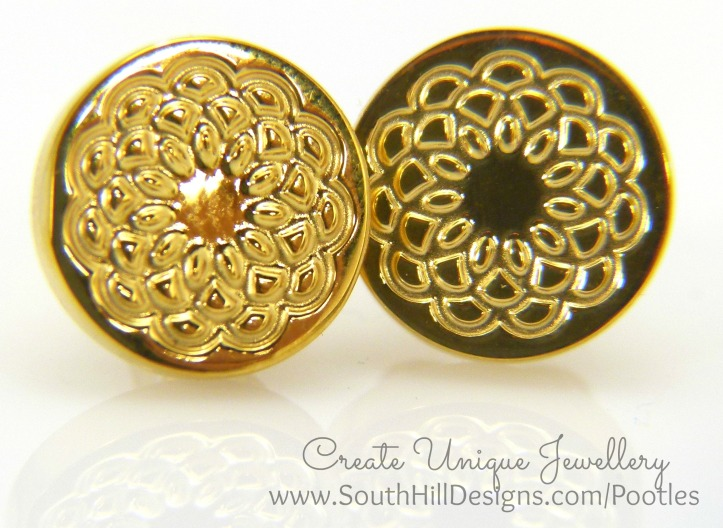 South Hill Designs Stud Earrings