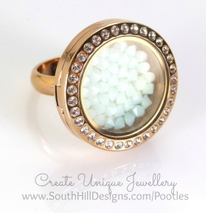 South Hill Designs - Locket Ring