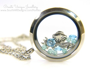 South Hill Designs - A Blue Seascape